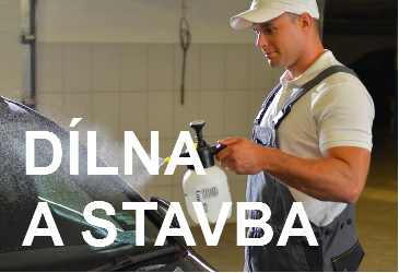 dílna a stavba