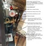 TERMOROSSELLA PLUS FORNO DSA 4.0 s troubou - výměník