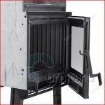 Focolare 60 Piano Evo Crystal 8,5 kW