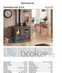 TermoRosa XXL D.S.A. 18,5 KW s výměníkem