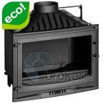 INVICTA 700 SELENIC ECO s kouřovou klapkou