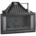 INVICTA 840 HORIZONTAL ECO s klapkou + externí přívod vzduchu