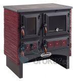 Kachlový sporák VSP 9180  OFÉLIE prosklené dvířka trouby i topeniště