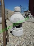 Japonská žulová lampa Misaki 35cm