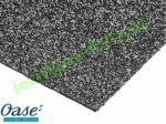 Oase šedá kamínková folie šíře 100 cm / 1 bm