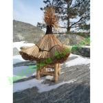 Dekorační lampa bambus