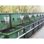 Profi automatické krmítko pro ryby FISH FEEDER 220 V