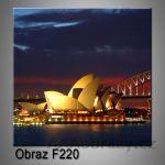 Moderní obraz do bytu 1D 25x25cm F-220