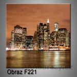 Moderní obraz do bytu 1D 25x25cm F-221