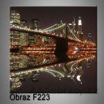 Moderní obraz do bytu 1D 25x25cm F-223