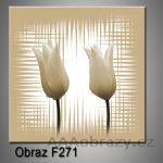 Moderní obraz do bytu 1D 25x25cm F-271