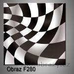 Moderní obraz do bytu 1D 25x25cm F-280