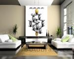 Moderní tapeta na zeď vzor 26 abstrakce