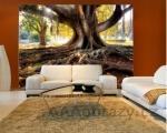 Moderní fototapeta na zeď vzor 45 pohádkový strom