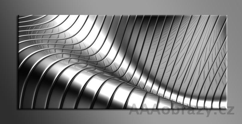 Obraz na plátně 150x70cm panorama abstrakce 1176
