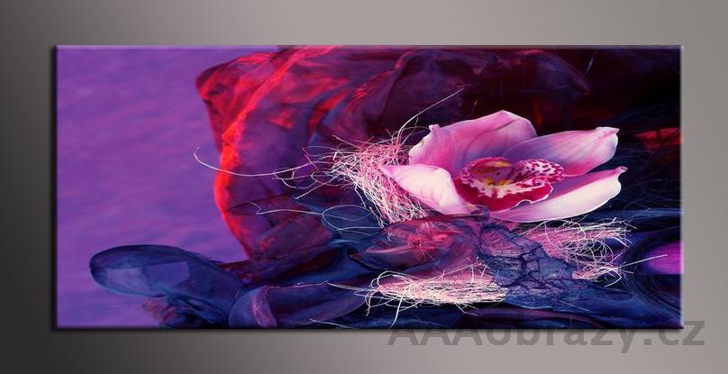Obraz na plátně 150x70cm panorama abstrakce 191