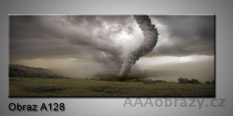 Moderní obraz 1D na plátně 150x70cm Panorama A128