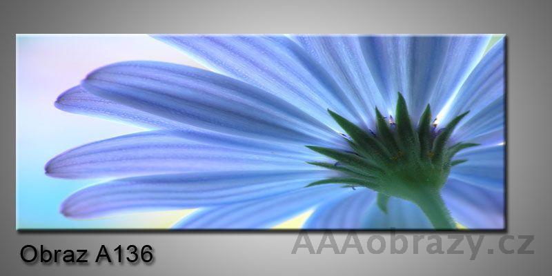 Moderní obraz 1D na plátně 150x70cm Panorama A136