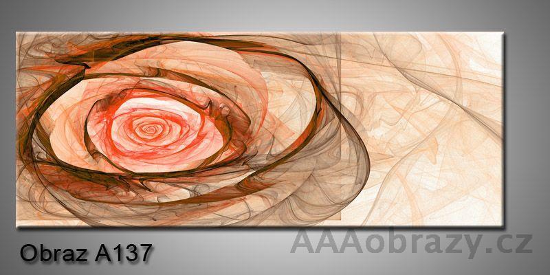 Moderní obraz 1D na plátně 150x70cm Panorama A137