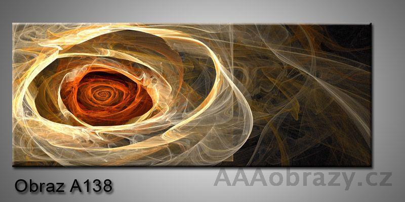 Moderní obraz 1D na plátně 150x70cm Panorama A138