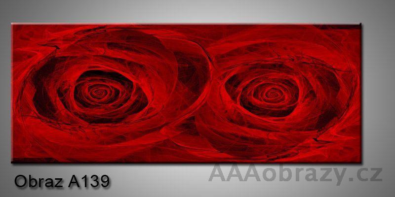 Moderní obraz 1D na plátně 150x70cm Panorama A139
