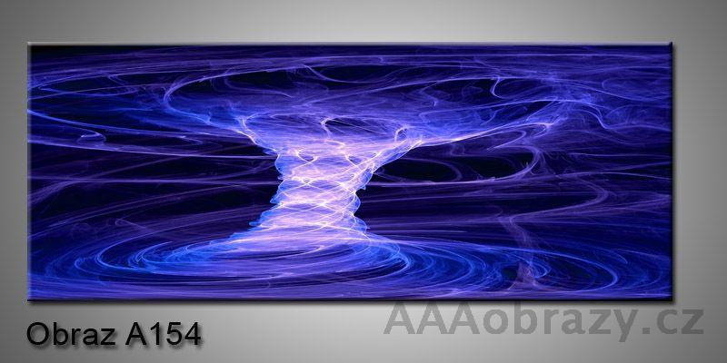 Moderní obraz 1D na plátně 150x70cm Panorama A154