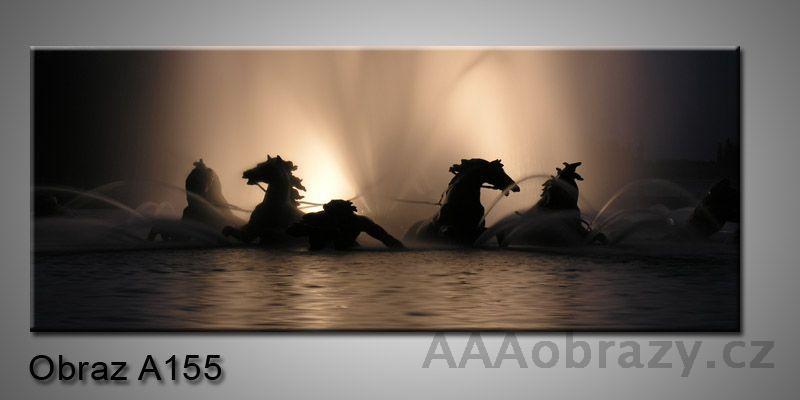 Moderní obraz 1D na plátně 150x70cm Panorama A155