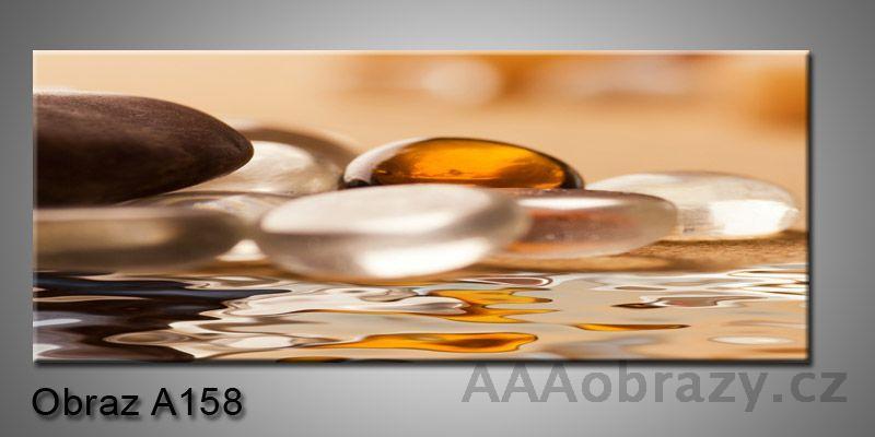 Moderní obraz 1D na plátně 150x70cm Panorama A158