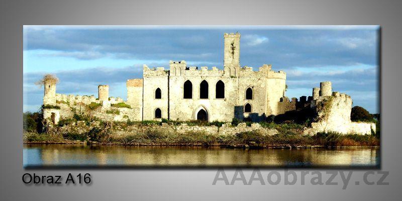 Moderní obraz 1D na plátně 150x70cm Panorama A16