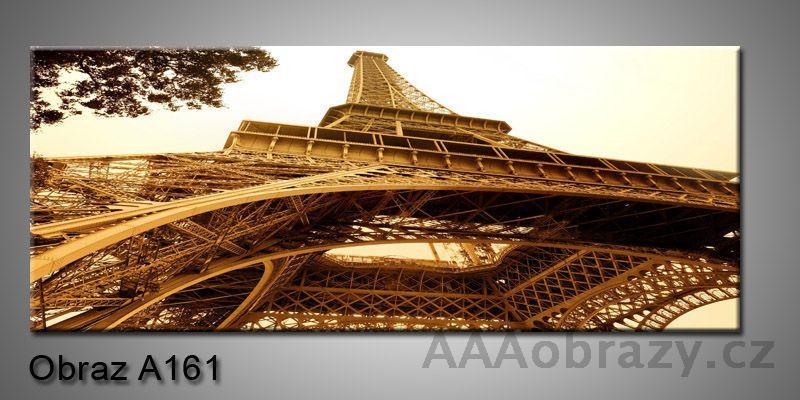 Moderní obraz 1D na plátně 150x70cm Panorama A161