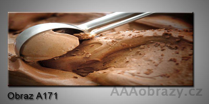 Moderní obraz 1D na plátně 150x70cm Panorama A171