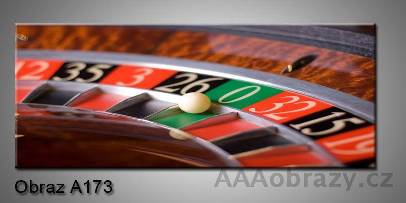 Moderní obraz 1D na plátně 150x70cm Panorama A173
