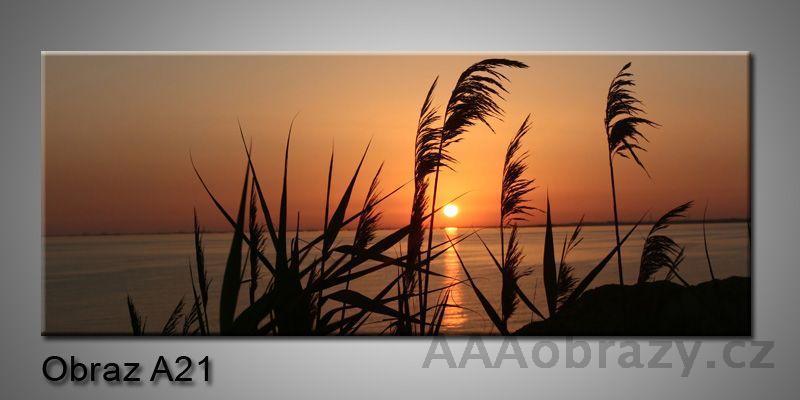 Moderní obraz 1D na plátně 150x70cm Panorama A21
