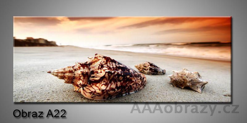 Moderní obraz 1D na plátně 150x70cm Panorama A22