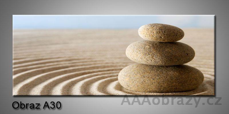 Moderní obraz 1D na plátně 150x70cm Panorama A30