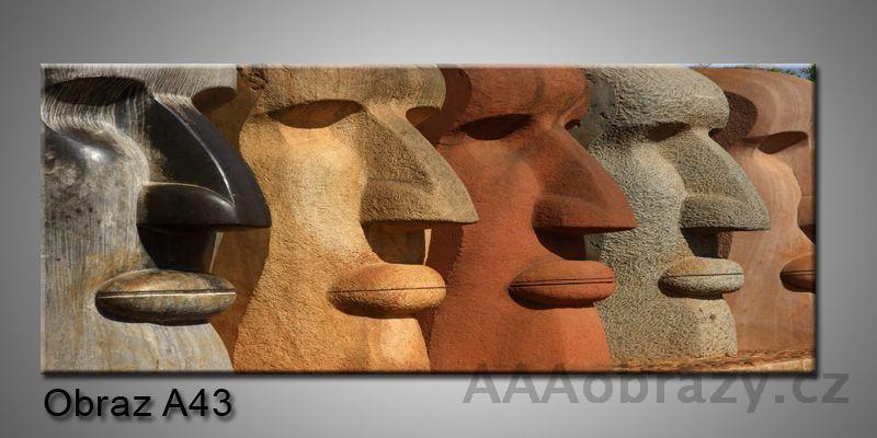 Moderní obraz 1D na plátně 150x70cm Panorama A43