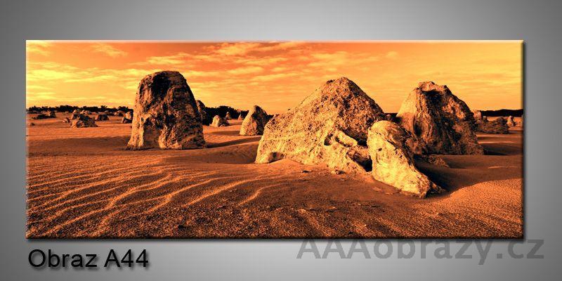 Moderní obraz 1D na plátně 150x70cm Panorama A44