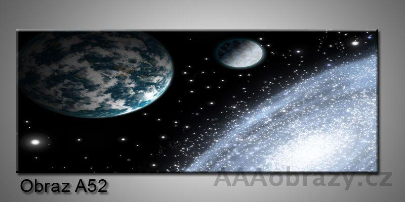 Moderní obraz 1D na plátně 150x70cm Panorama A52
