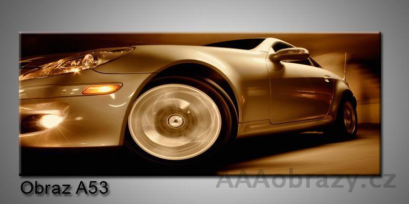 Moderní obraz 1D na plátně 150x70cm Panorama A53