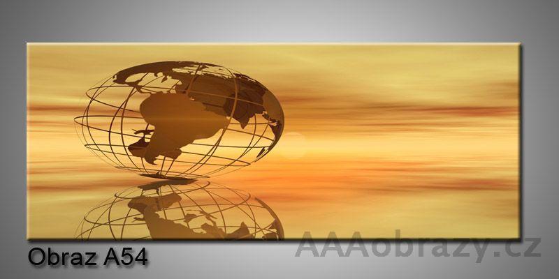 Moderní obraz 1D na plátně 150x70cm Panorama A54