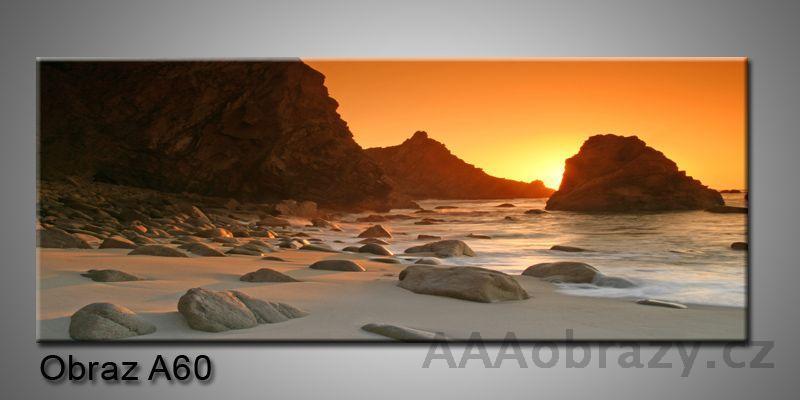 Moderní obraz 1D na plátně 150x70cm Panorama A60