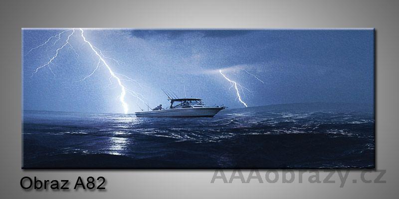 Moderní obraz 1D na plátně 150x70cm Panorama A82