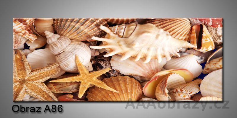 Moderní obraz 1D na plátně 150x70cm Panorama A86