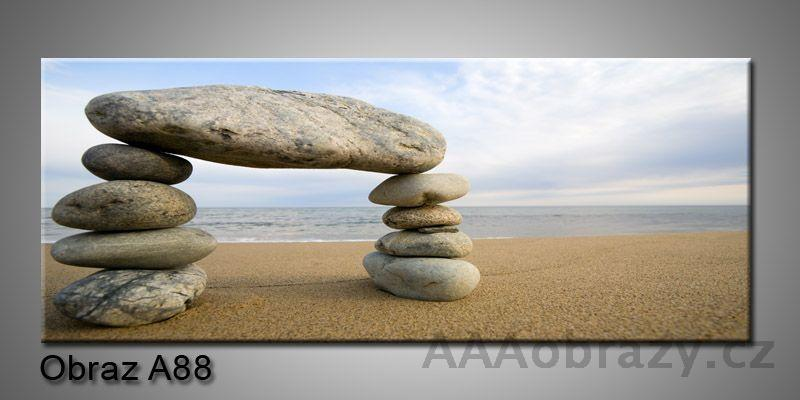 Moderní obraz 1D na plátně 150x70cm Panorama A88