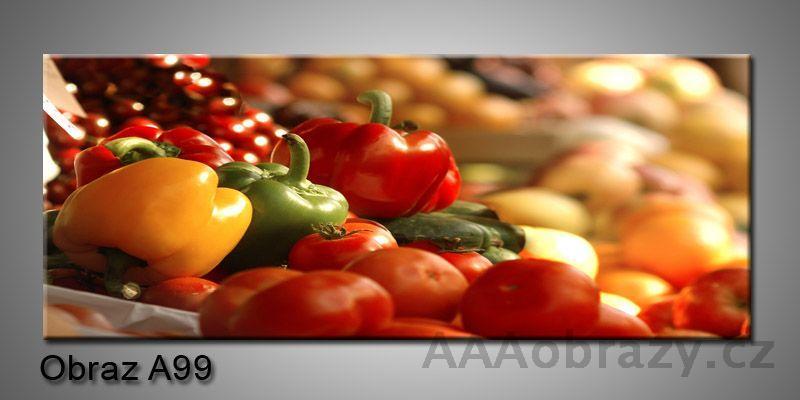 Moderní obraz 1D na plátně 150x70cm Panorama A99
