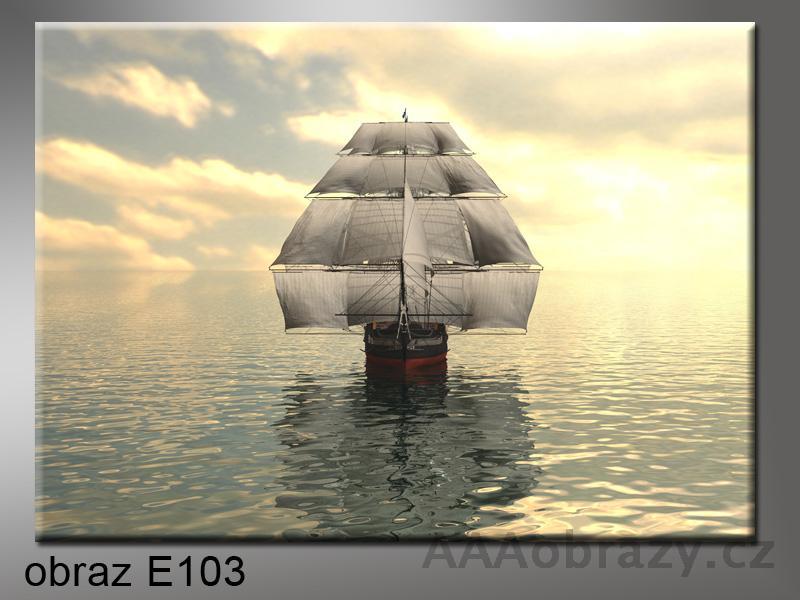 Moderní obraz do bytu 1D 70x50cm E-103