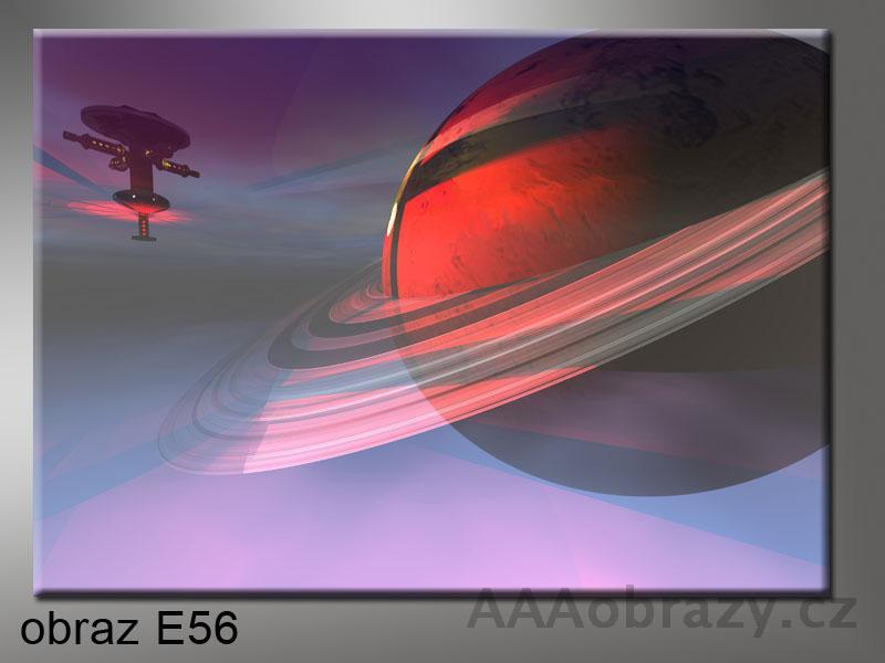 Moderní obraz do bytu 1D 70x50cm E-56