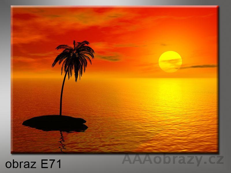 Moderní obraz do bytu 1D 70x50cm E-71