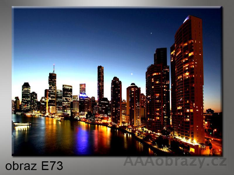 Moderní obraz do bytu 1D 70x50cm E-73