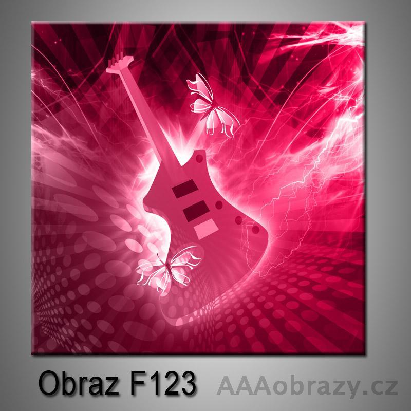 Moderní obraz do bytu 1D 25x25cm F-123